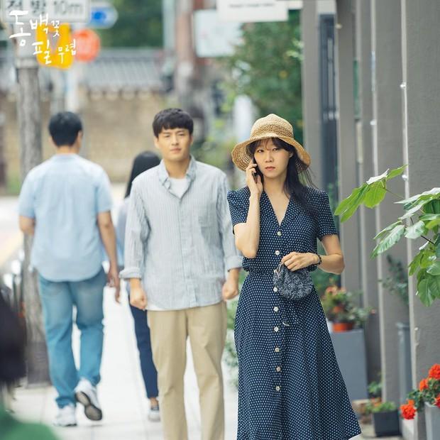 """Chị mẹ đơn thân"""" Gong Hyo Jin ở không rù quến trai trẻ Kang Ha Neul ngay tập 1 Khi Cây Trà Trổ Hoa - Ảnh 8."""