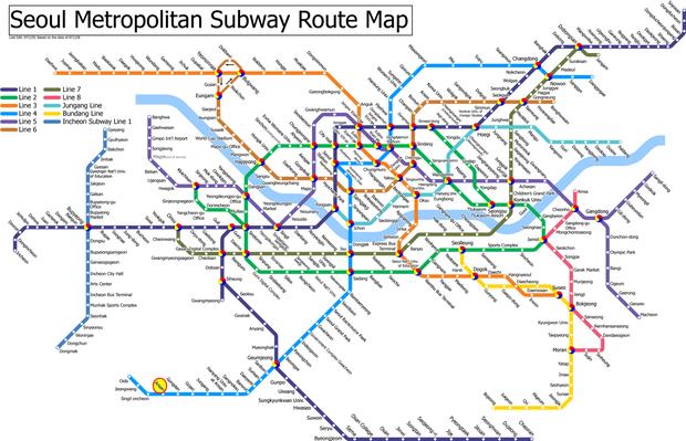 4 điều mà khách du lịch nào cũng cần phải thuộc nằm lòng khi bước lên tàu điện ngầm ở Hàn Quốc - Ảnh 3.