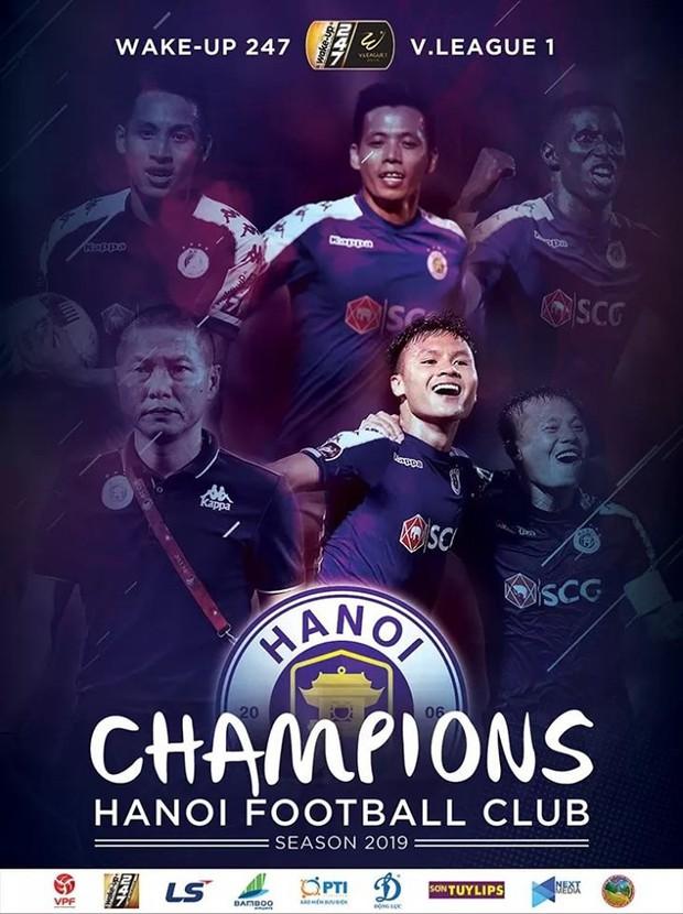 Hà Nội FC xứng danh CLB mạnh nhất: San bằng và phá vỡ những kỷ lục của bóng đá Việt Nam - Ảnh 1.
