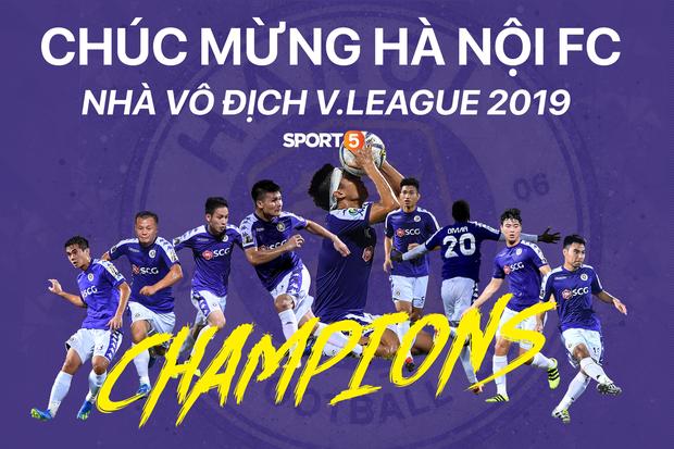 Hà Nội FC xứng danh CLB mạnh nhất: San bằng và phá vỡ những kỷ lục của bóng đá Việt Nam - Ảnh 2.