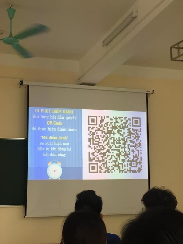 ĐH Luật gây bất ngờ với khả năng update công nghệ 4.0: Điểm danh bằng mã QR, sinh viên chỉ có 60 giây quyết định vận mệnh  - Ảnh 2.