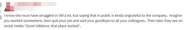 """Cười cợt cà khịa SM khi được chúc mừng rời công ty, Luna f(x) hứng trọn chỉ trích do """"ăn cháo đá bát"""" - Ảnh 4."""
