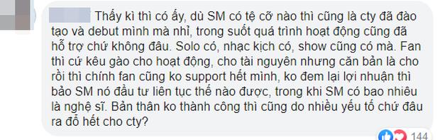 """Cười cợt cà khịa SM khi được chúc mừng rời công ty, Luna f(x) hứng trọn chỉ trích do """"ăn cháo đá bát"""" - Ảnh 6."""