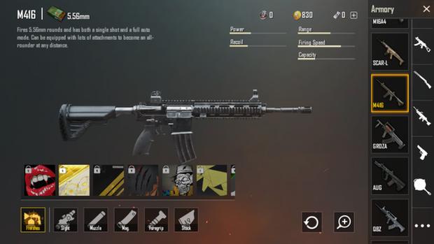 PUBG Mobile: Những cách sắp xếp vũ khí thích hợp để có đội hình hoàn hảo nhất! - Ảnh 2.