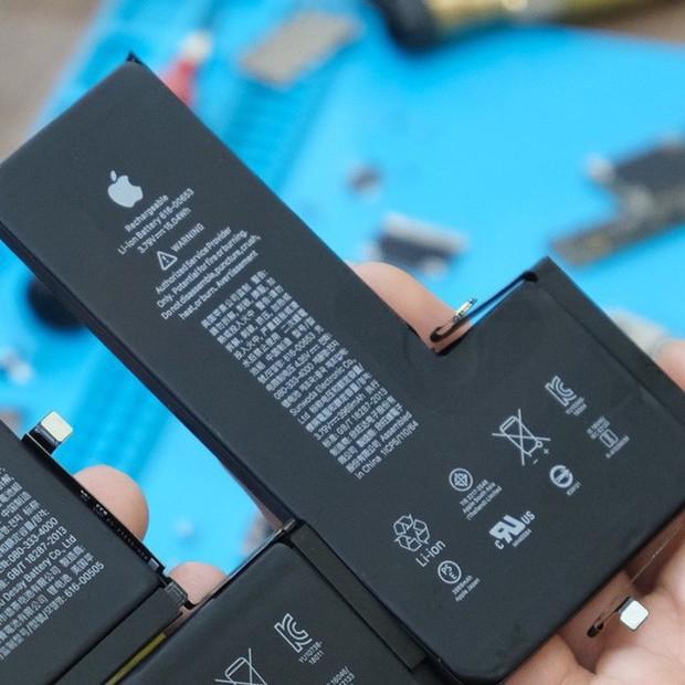 iPhone 11 Pro Max thực sự có pin lớn hơn đáng kể iPhone XS Max, đạt 3969mAh - Ảnh 1.
