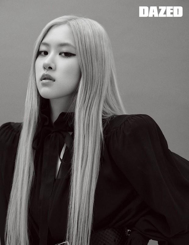 Rosé (BLACKPINK) chia sẻ về hình mẫu ca sĩ muốn trở thành, fan càng thêm sốt ruột chờ đến ngày cô nàng debut solo - Ảnh 1.