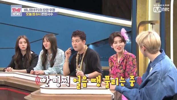 Đòi Jin (BTS) trả tiền ăn chỉ vì mình nhỏ tuổi nhất, cựu thí sinh Produce 101 gây tranh cãi - Ảnh 3.
