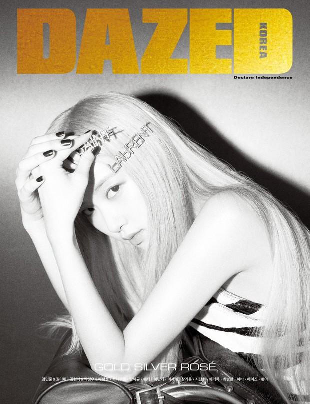 Rosé (BLACKPINK) chia sẻ về hình mẫu ca sĩ muốn trở thành, fan càng thêm sốt ruột chờ đến ngày cô nàng debut solo - Ảnh 2.