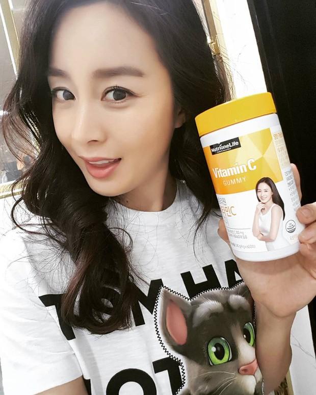 Kim Tae Hee chăm da cực cầu kỳ, bảo sao đã U40 mà vẫn đẹp như nữ thần khiến Rain mê tít - Ảnh 3.