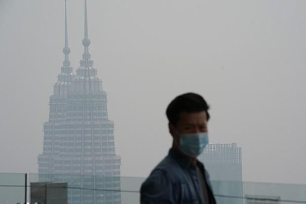 Cháy rừng Indonesia khiến các nước láng giềng nghẹt thở  - Ảnh 5.