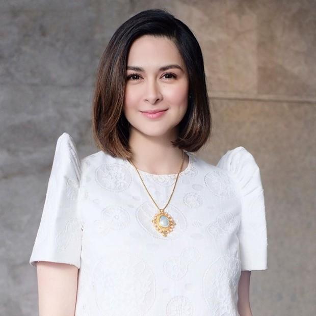 Vừa cắt tóc, mẹ 3 con đẹp nhất Philippines khiến dân tình ngỡ ngàng vì quá giống Song Hye Kyo - Ảnh 6.