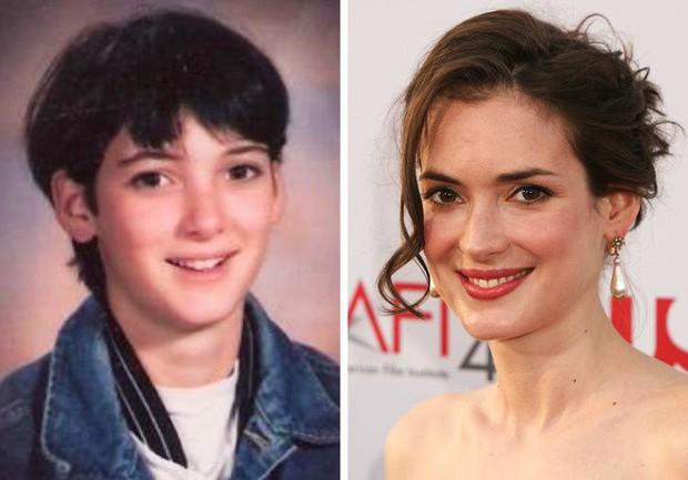 Loạt mỹ nhân Hollywood lột xác sau tuổi dậy thì: Anne Hathaway thay đổi ngoạn mục cũng không bằng tình cũ Johnny Depp - Ảnh 10.
