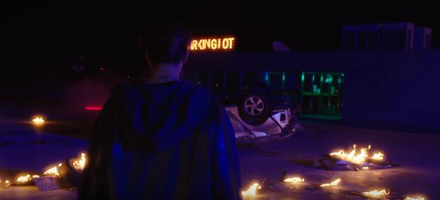 Fan khóc thét vì bộ ảnh giữa đêm khoe múi sexy của Kai nhưng bối cảnh trường quay MV của SuperM mới gây choáng ngợp - Ảnh 9.