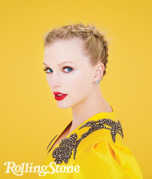 Nhân dịp phỏng vấn cho album mới, Taylor Swift tiện mồm lục lại thị phi năm xưa, thẳng thắn gọi Kanye West là kẻ hai mặt - Ảnh 2.