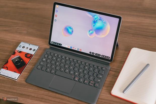 Đánh giá nhanh Galaxy Tab S6: Máy tính bảng thay thế laptop tốt nhất mà Samsung từng sản xuất - Ảnh 17.