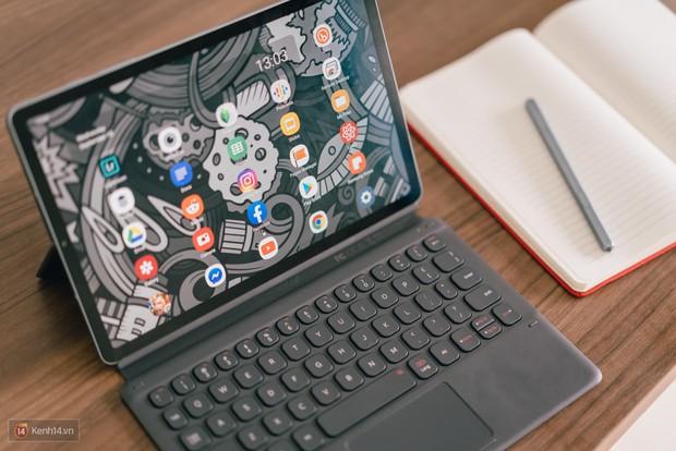 Đánh giá nhanh Galaxy Tab S6: Máy tính bảng thay thế laptop tốt nhất mà Samsung từng sản xuất - Ảnh 18.