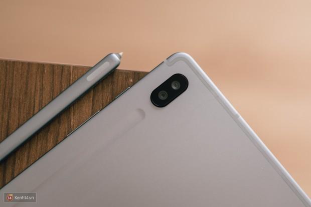 Đánh giá nhanh Galaxy Tab S6: Máy tính bảng thay thế laptop tốt nhất mà Samsung từng sản xuất - Ảnh 4.