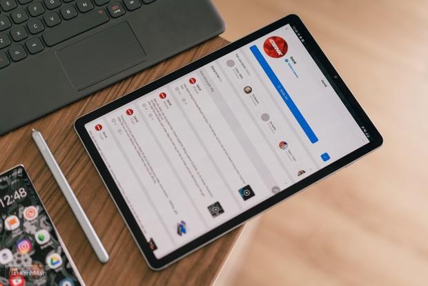 Đánh giá nhanh Galaxy Tab S6: Máy tính bảng thay thế laptop tốt nhất mà Samsung từng sản xuất - Ảnh 7.
