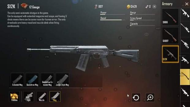 PUBG Mobile: Những cách sắp xếp vũ khí thích hợp để có đội hình hoàn hảo nhất! - Ảnh 5.