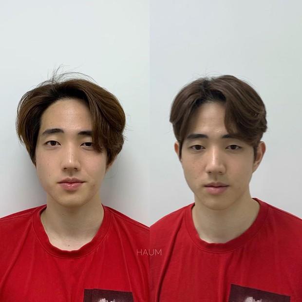 Loạt ảnh chứng minh: Các anh có bảnh hay không, 70% là nhờ vào kiểu tóc - Ảnh 4.
