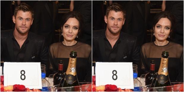Angelina Jolie một lần nữa làm người thứ 3, làm tan vỡ hạnh phúc gia đình Chris Hemsworth? - Ảnh 1.