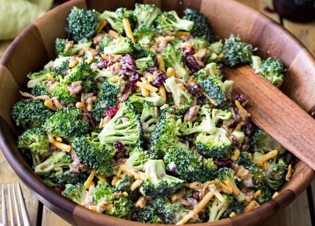 Nghiên cứu chứng minh: bông cải xanh chính là nguồn dưỡng chất tuyệt vời giúp đẩy lùi bệnh ung thư - Ảnh 5.