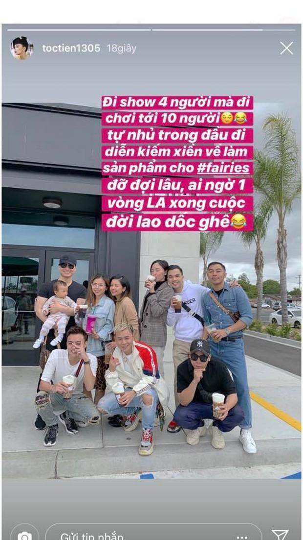 Không cần chụp ảnh chung, Tóc Tiên - Hoàng Touliver vẫn bị soi cặp kè ngày Quốc Khánh vì một tình tiết - Ảnh 4.