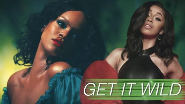 Không cần chờ đợi thêm nữa, Rihanna chính thức trở lại, càng lợi hại khi bắt tay với Cardi B! - Ảnh 1.