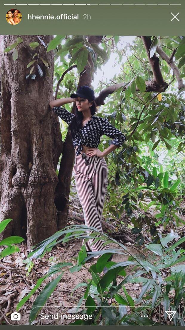 Đố tìm ra Hoa hậu như H'Hen Niê: đã lên núi còn ăn toàn món đạm bạc không ai ngờ - Ảnh 5.