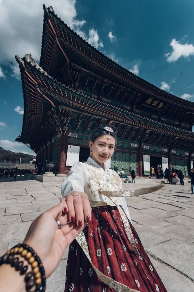 Cặp đôi người Việt cùng nhau du lịch khắp thế giới, tới đâu cũng cho ra cả tá ảnh và video đẹp không thua gì phim điện ảnh - Ảnh 12.