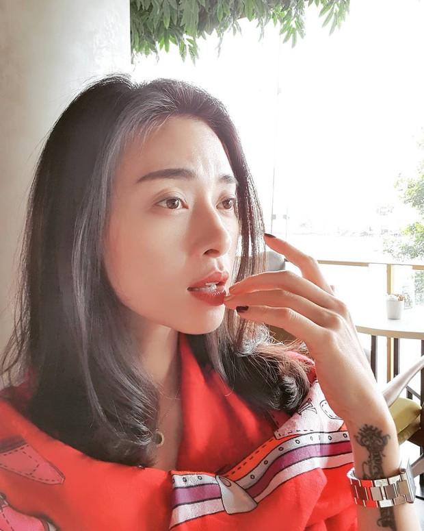 Hà Tăng, Ngô Thanh Vân và Lan Khuê đều thăng hạng nhan sắc nhờ một kiểu tóc tươi trẻ và hết mực thanh lịch - Ảnh 14.