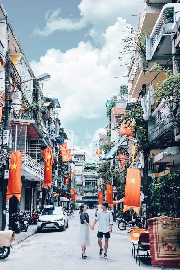Cặp đôi người Việt cùng nhau du lịch khắp thế giới, tới đâu cũng cho ra cả tá ảnh và video đẹp không thua gì phim điện ảnh - Ảnh 16.