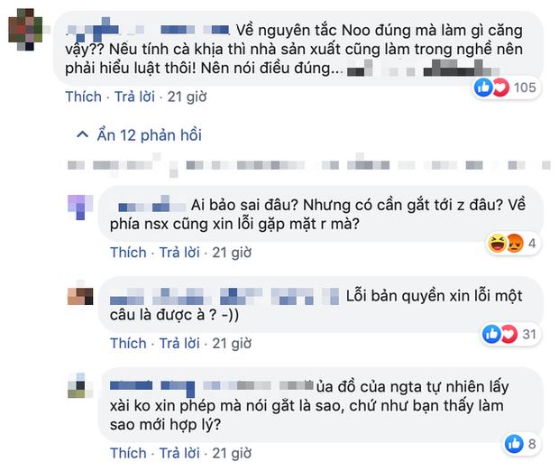 Nửa tỷ bồi thường bản quyền ca khúc của Noo Phước Thịnh: cái giá của sự tôn trọng hay răn đe ngăn chặn PR chùa? - Ảnh 23.