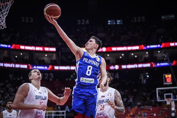Hủy diệt Philippines, Serbia và Italy dắt tay nhau vào vòng sau - Ảnh 3.