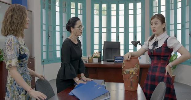 Công sở ngập drama với 4 phim Việt đình đám: Nhã Tuesday (Về Nhà Đi Con) cũng một thời khốn đốn chốn văn phòng - Ảnh 4.