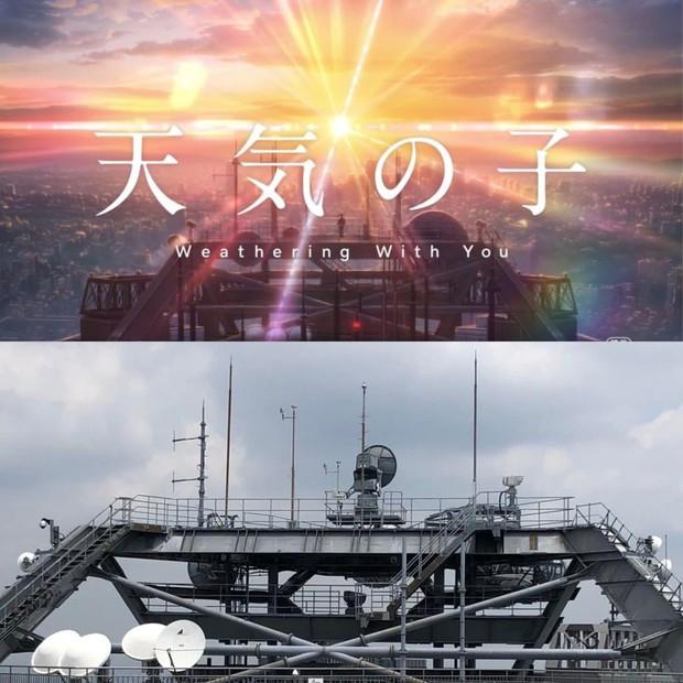 Weathering With You hé lộ một vũ trụ anime mới của nước Nhật? - Ảnh 11.