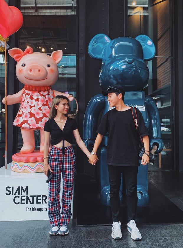 Cặp đôi người Việt cùng nhau du lịch khắp thế giới, tới đâu cũng cho ra cả tá ảnh và video đẹp không thua gì phim điện ảnh - Ảnh 9.