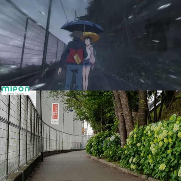 Weathering With You hé lộ một vũ trụ anime mới của nước Nhật? - Ảnh 12.