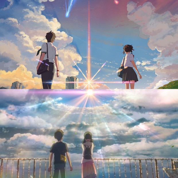 Weathering With You hé lộ một vũ trụ anime mới của nước Nhật? - Ảnh 22.