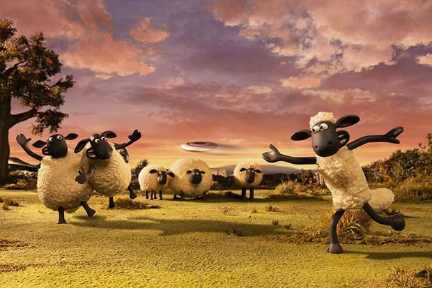 Bồi hồi quay về tuổi thơ với bản điện ảnh của Shaun The Sheep mang tên Người Bạn Ngoài Hành Tinh - Ảnh 3.