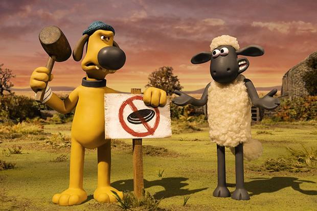 Bồi hồi quay về tuổi thơ với bản điện ảnh của Shaun The Sheep mang tên Người Bạn Ngoài Hành Tinh - Ảnh 2.