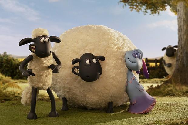Bồi hồi quay về tuổi thơ với bản điện ảnh của Shaun The Sheep mang tên Người Bạn Ngoài Hành Tinh - Ảnh 9.