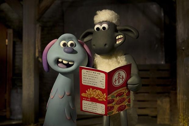 Bồi hồi quay về tuổi thơ với bản điện ảnh của Shaun The Sheep mang tên Người Bạn Ngoài Hành Tinh - Ảnh 4.
