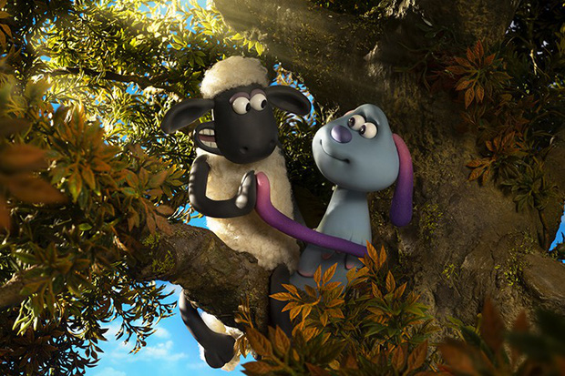 Bồi hồi quay về tuổi thơ với bản điện ảnh của Shaun The Sheep mang tên Người Bạn Ngoài Hành Tinh - Ảnh 5.