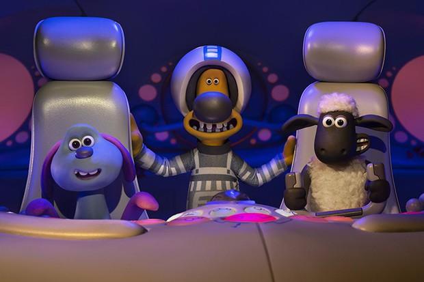 Bồi hồi quay về tuổi thơ với bản điện ảnh của Shaun The Sheep mang tên Người Bạn Ngoài Hành Tinh - Ảnh 6.