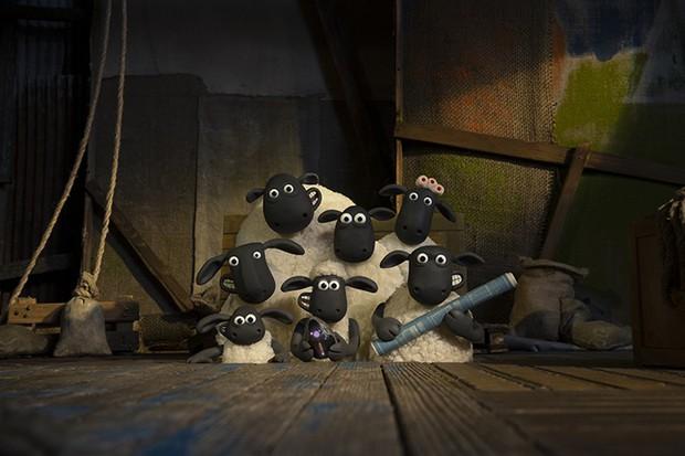 Bồi hồi quay về tuổi thơ với bản điện ảnh của Shaun The Sheep mang tên Người Bạn Ngoài Hành Tinh - Ảnh 7.
