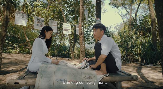 Linh Ka bị cây bàng non rơi trúng đầu trong MV của Phan Duy Anh, lọt thẳng vào #26 Top Trending - Ảnh 3.