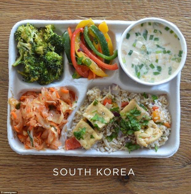 Những mâm cơm canteen hảo hạng ở Hàn Quốc: Vì trẻ em xứng đáng với điều tốt đẹp nhất - Ảnh 1.