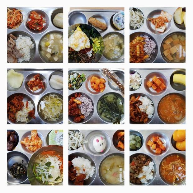 Những mâm cơm canteen hảo hạng ở Hàn Quốc: Vì trẻ em xứng đáng với điều tốt đẹp nhất - Ảnh 5.