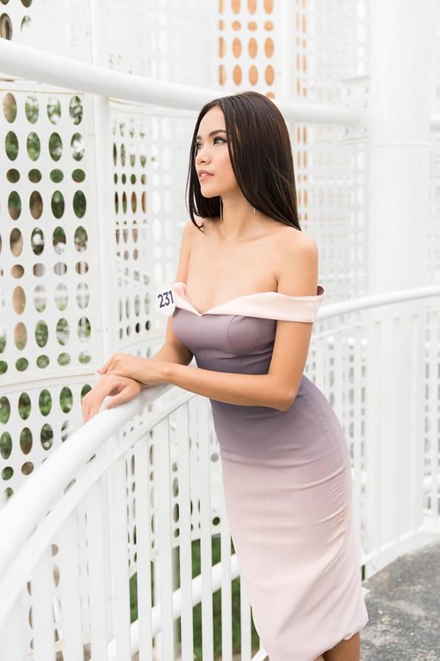 Soi mặt mộc của dàn ứng viên Hoa hậu Hoàn vũ Việt Nam 2019: Ai ấn tượng nhất? - Ảnh 13.